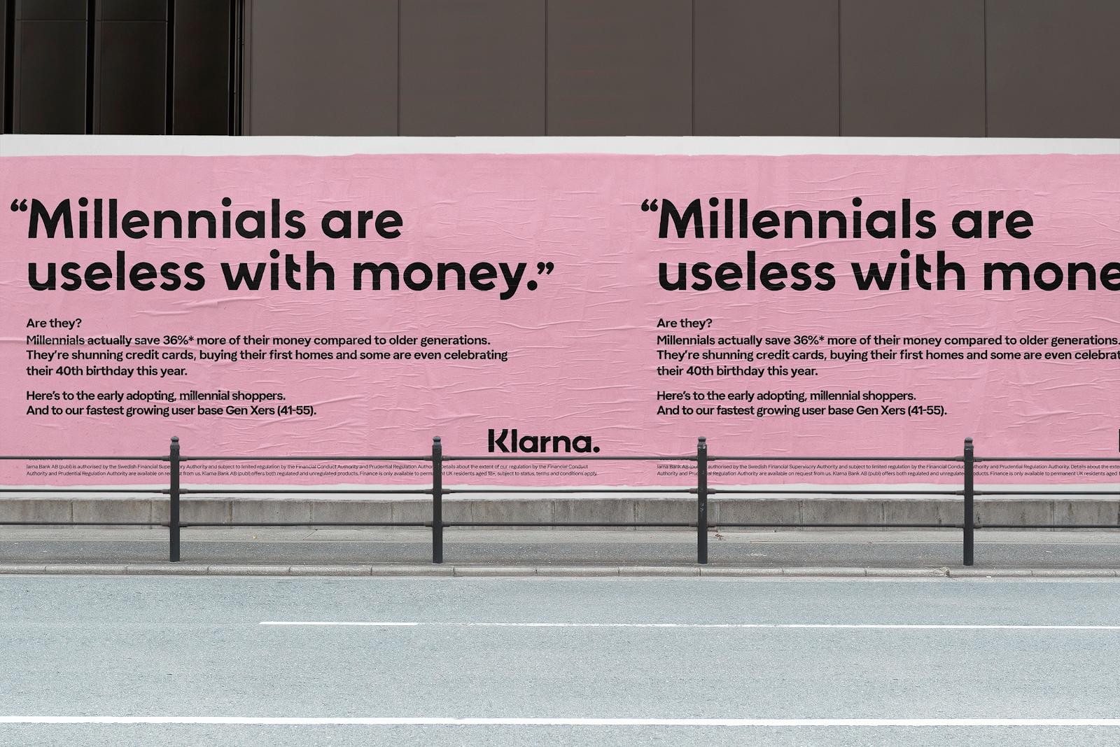 Klarna launches new campaign